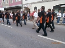 2012 Plattlinger Volksfestauszug
